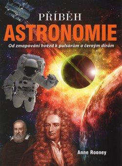 Obálka titulu Příběh astronomie
