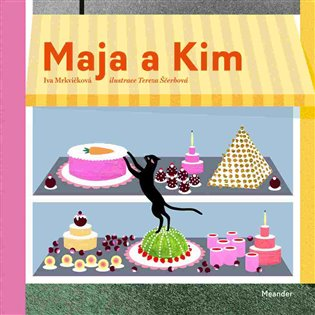 Maja a Kim - Iva Mrkvičková | Booksquad.ink