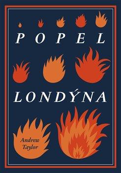 Obálka titulu Popel Londýna