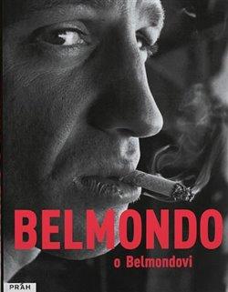 Obálka titulu Belmondo o Belmondovi