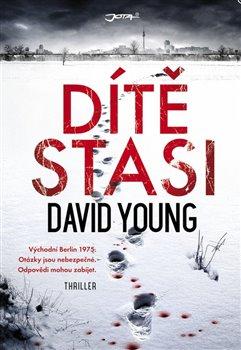 Obálka titulu Dítě Stasi