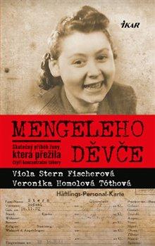 Obálka titulu Mengeleho děvče