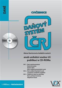 Obálka titulu Daňový systém ČR cvičebnice 2017