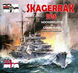 Obálka titulu Skagerrak 1916