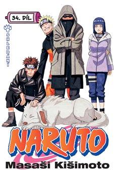 Obálka titulu Naruto 34: Shledání