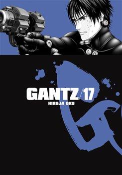 Obálka titulu Gantz 17