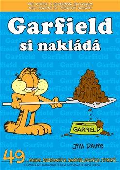 Obálka titulu Garfield si nakládá č. 49