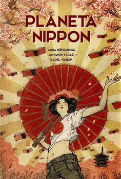 Obálka titulu Planeta Nippon