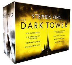 Obálka titulu Dark Tower Box Set