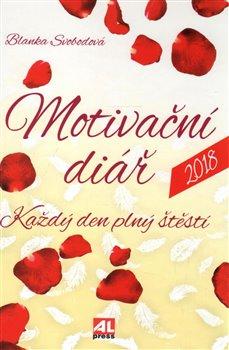 Obálka titulu Motivační diář 2018