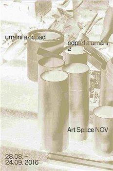 Obálka titulu Odpad a umění, umění a odpad  2.