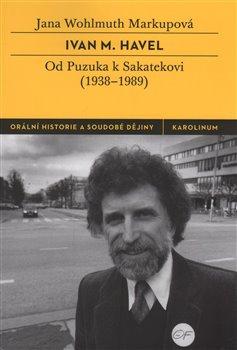 Obálka titulu Ivan M. Havel