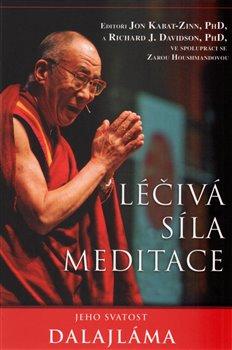 Obálka titulu Léčivá síla meditace