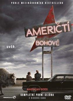 Obálka titulu Američtí bohové. American Gods.