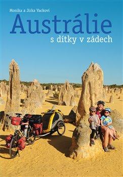 Obálka titulu Austrálie s dítky v zádech