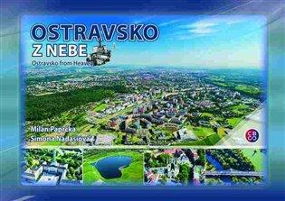 Ostravsko z nebe / Ostravsko from Heaven - Simona Nádašiová, | Booksquad.ink