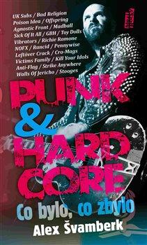Obálka titulu Punk & hardcore