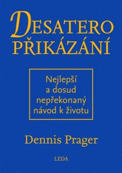 Obálka titulu Desatero přikázání