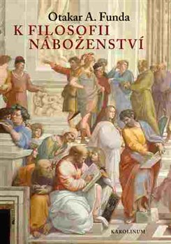 Obálka titulu K filosofii náboženství