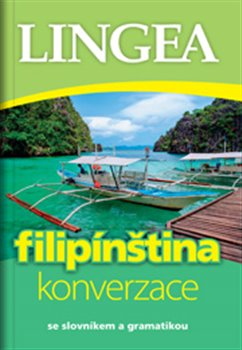 Obálka titulu Filipínština - konverzace
