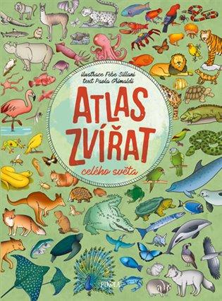 Výsledek obrázku pro sillani Febe atlas zvířat celého světa