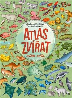 Obálka titulu Atlas zvířat celého světa