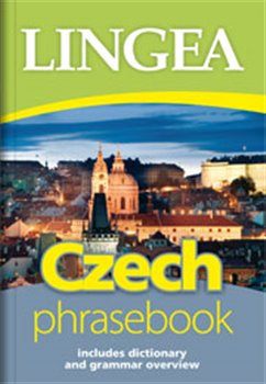 Obálka titulu Czech phrasebook