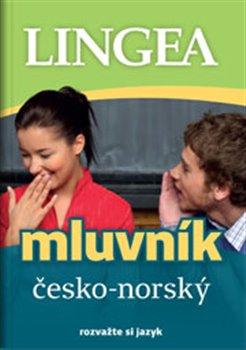 Obálka titulu Česko-norský mluvník
