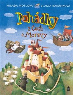 Obálka titulu Pohádky z Čech a Moravy