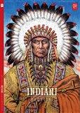 Obálka knihy Prérijní indiáni