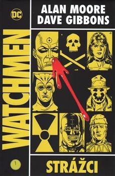 Obálka titulu Watchmen - Strážci