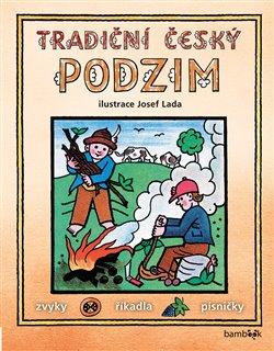 Obálka titulu Tradiční český podzim – Josef Lada