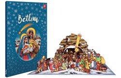 Obálka titulu Betlém - Panoramatický, rozkládací