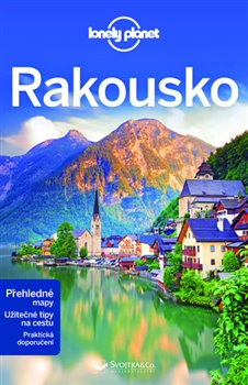 Obálka titulu Rakousko - Lonely planet