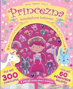 Obálka titulu Princezna - samolepkové království