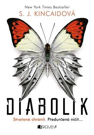 Diabolik - S. J. Kincaidová | Booksquad.ink