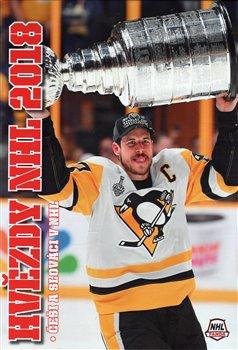 Obálka titulu Hvězdy NHL 2018