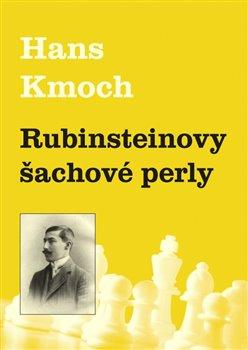 Obálka titulu Rubinsteinovy šachové perly