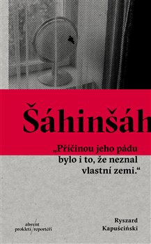 Obálka titulu Šáhinšáh