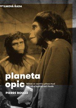 Obálka titulu Planeta opic