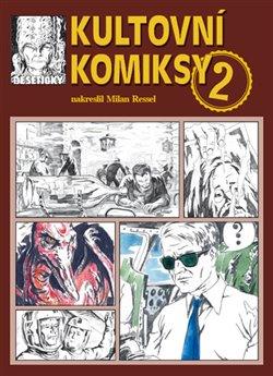 Obálka titulu Kultovní komiksy 2