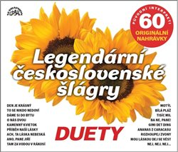 Obálka titulu Legendární československé šlágry