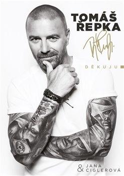 Obálka titulu Tomáš Řepka: Děkuju
