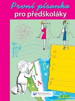 Obálka titulu První písanka pro předškoláky