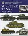 Obálka knihy Sovětské tanky 1939 – 1945