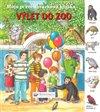 Obálka knihy Výlet do ZOO – Moje první obrázková knížka