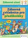 Obálka knihy Zábavná cvičebnice pro předškoláky