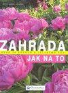 Obálka knihy Zahrada - Jak na to