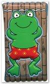 Obálka knihy Žabák – Pískací kniha do vany