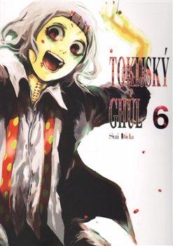 Obálka titulu Tokijský ghúl 6